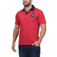 Polo rouge France